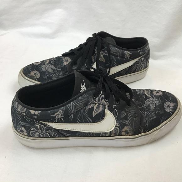 sports shoes ace94 1f23f Nike Toki TXT Men 13M Low Top Floral Print Textile.  M 5ae1f98c5512fdc6d943d726. Other Shoes ...
